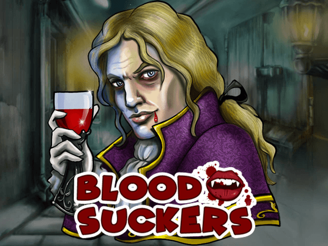 Игровой слот Blood Suckers