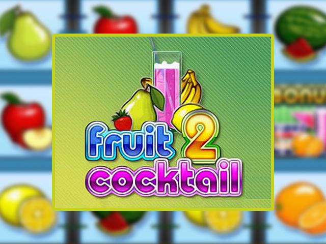 Игровой слот Fruit Cocktail 2