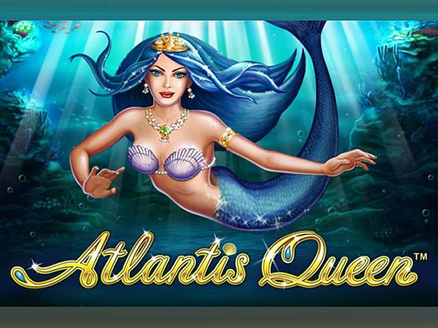Игровой слот Atlantis Queen