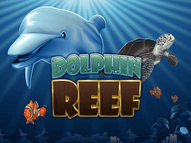 Игровой автомат Dolphin Reef