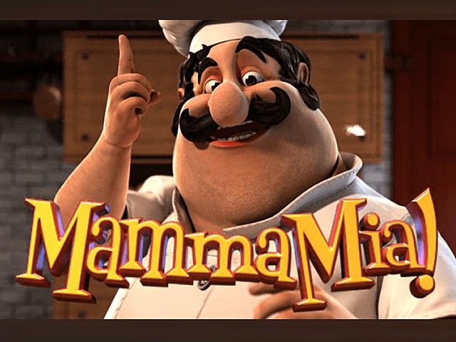 Игровой слот Mamma Mia