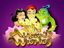 Игровой слот Aladdins Wishes
