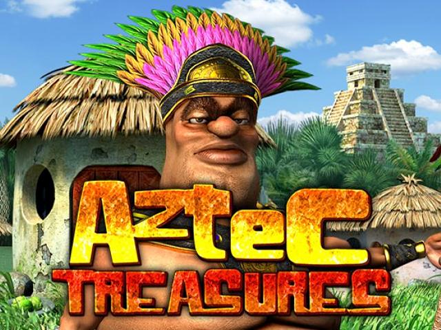 Игровой слот Aztec Treasures 3D