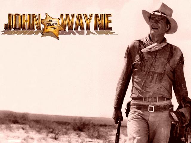 Игровой слот John Wayne