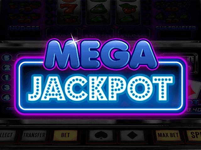 Игровой слот Mega Jackpot