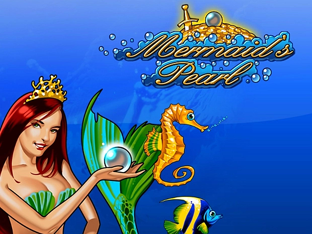 Игровой слот Mermaid's Pearl