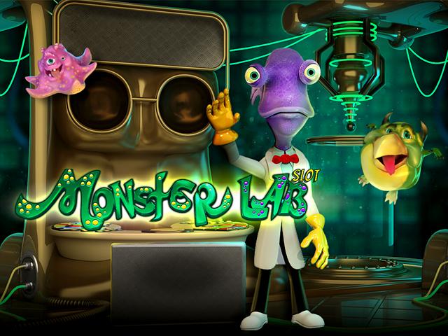 Игровой слот Monster Lab