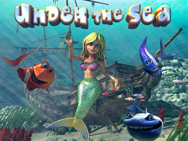 Игровой слот Under The Sea
