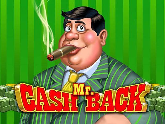 Игровой слот Mr. Cashback