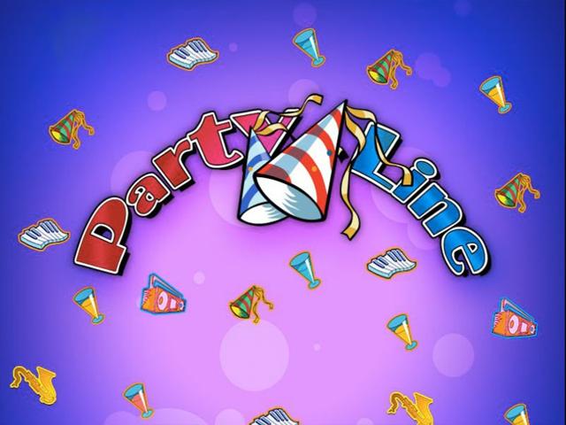 Игровой слот Party Line