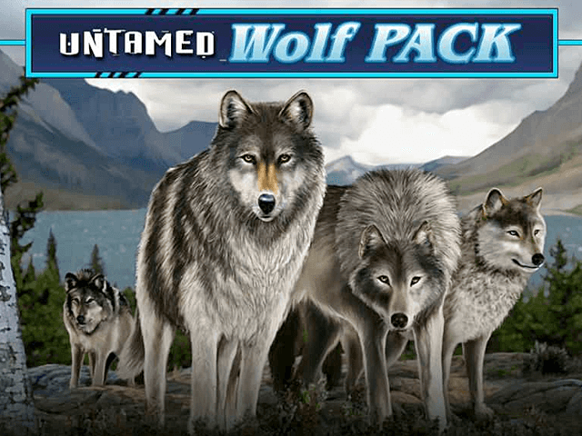 Игровой слот Untamed Wolf Pack