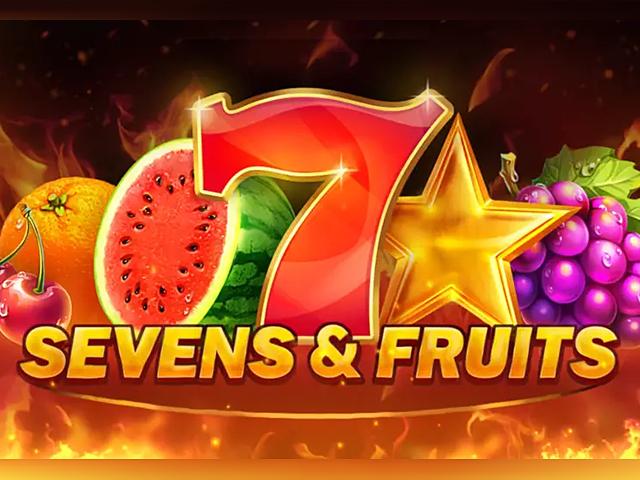 Игровой автомат Sevens And Fruits