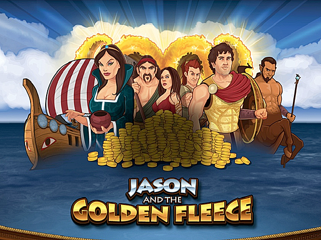 Игровой слот Jason And The Golden Fleece