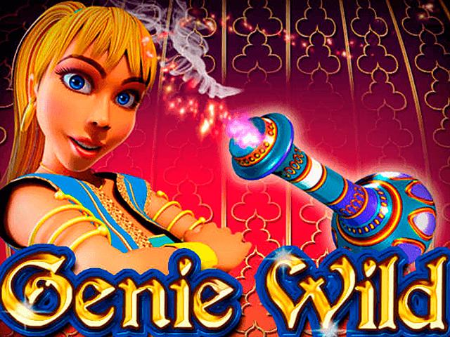 Игровой автомат Genie Wild