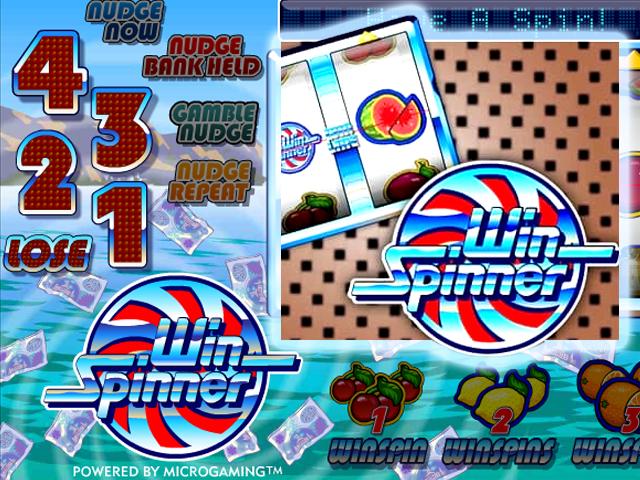 Игровой автомат Win Spinner